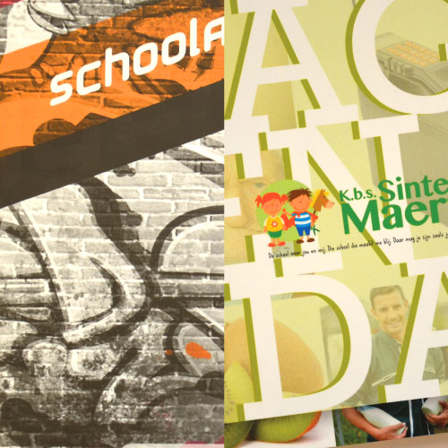 Basisschool Agenda blijvend gewaardeerd
